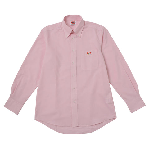 BBCICECREAM One Point Oxford Shirt - Pink