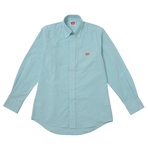 BBCICECREAM One Point Oxford Shirt - Mint
