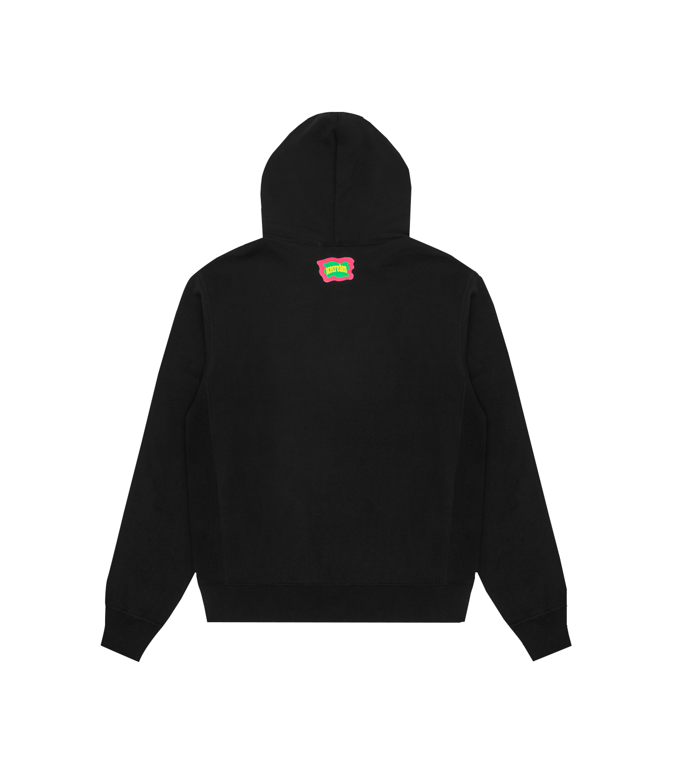 RUN DOG HOODIE - BLACK