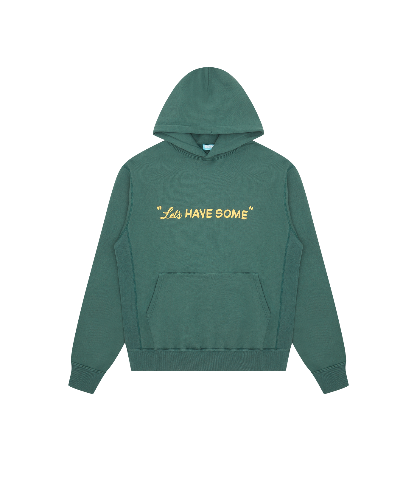 """Let's HAVE SOME"" HOODIE - GREEN"