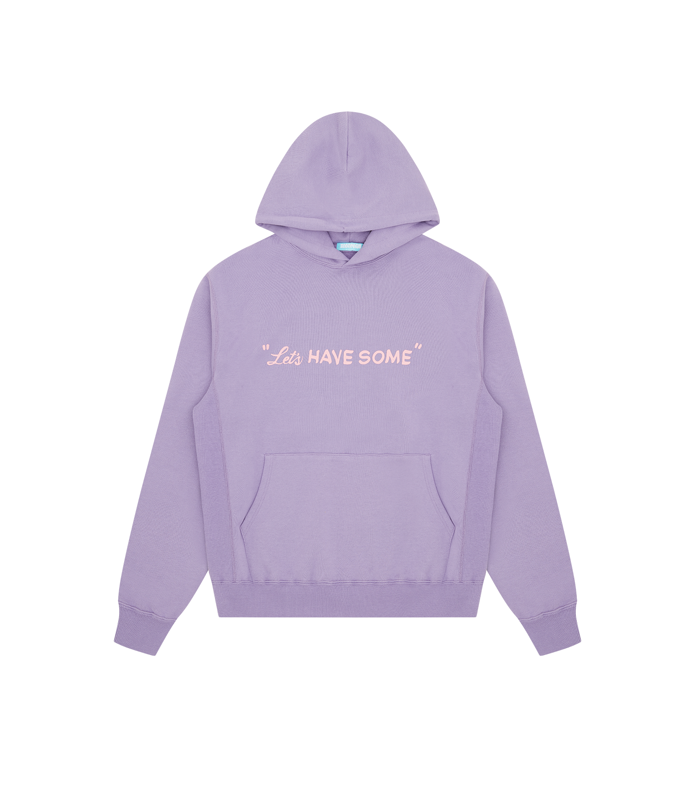"""Let's HAVE SOME"" HOODIE - PURPLE"