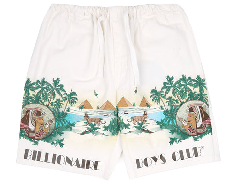 Billionaire Boys Club Pre-Fall '18 LANDSCAPE SCENERY SHORT - BONE