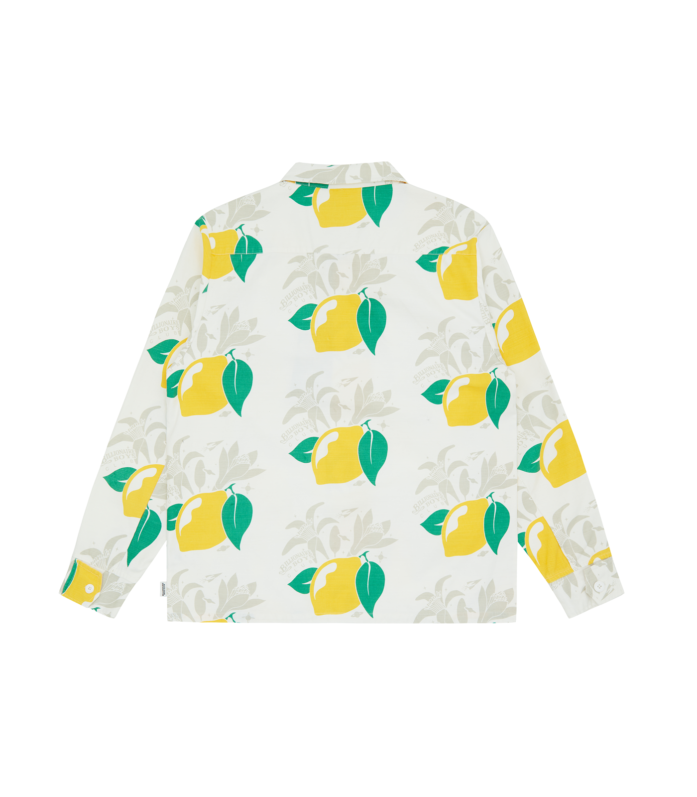 LEMON SAFARI SHIRT