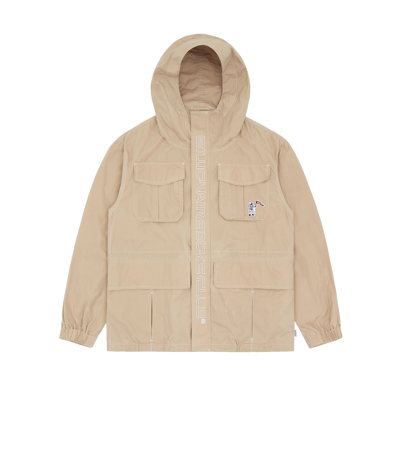 LIGHTWEIGHT JACKET - SAND