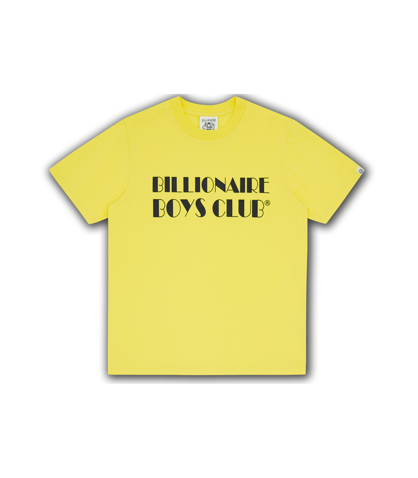 LOGO T-SHIRT - YELLOW