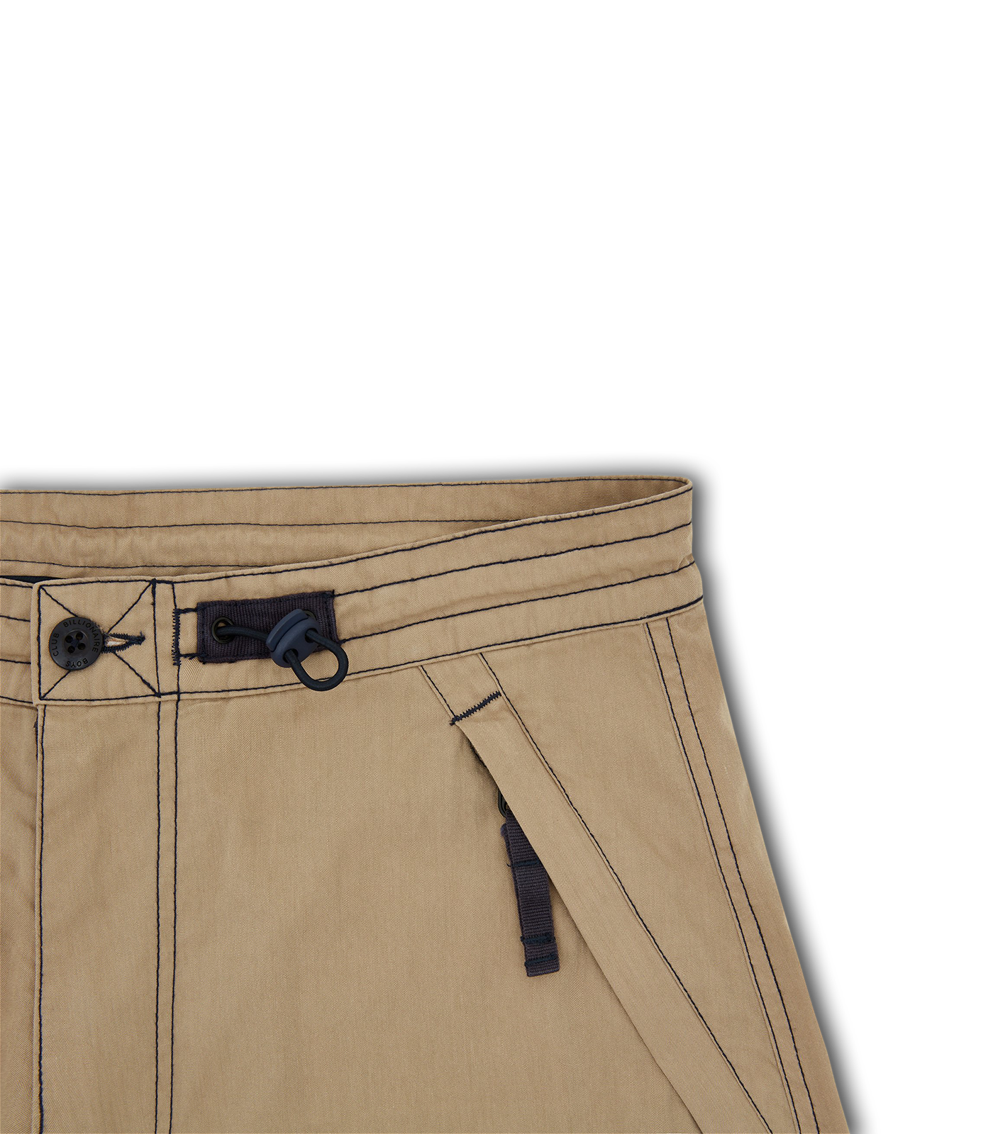 MULTI POCKET CARGO PANT - KHAKI