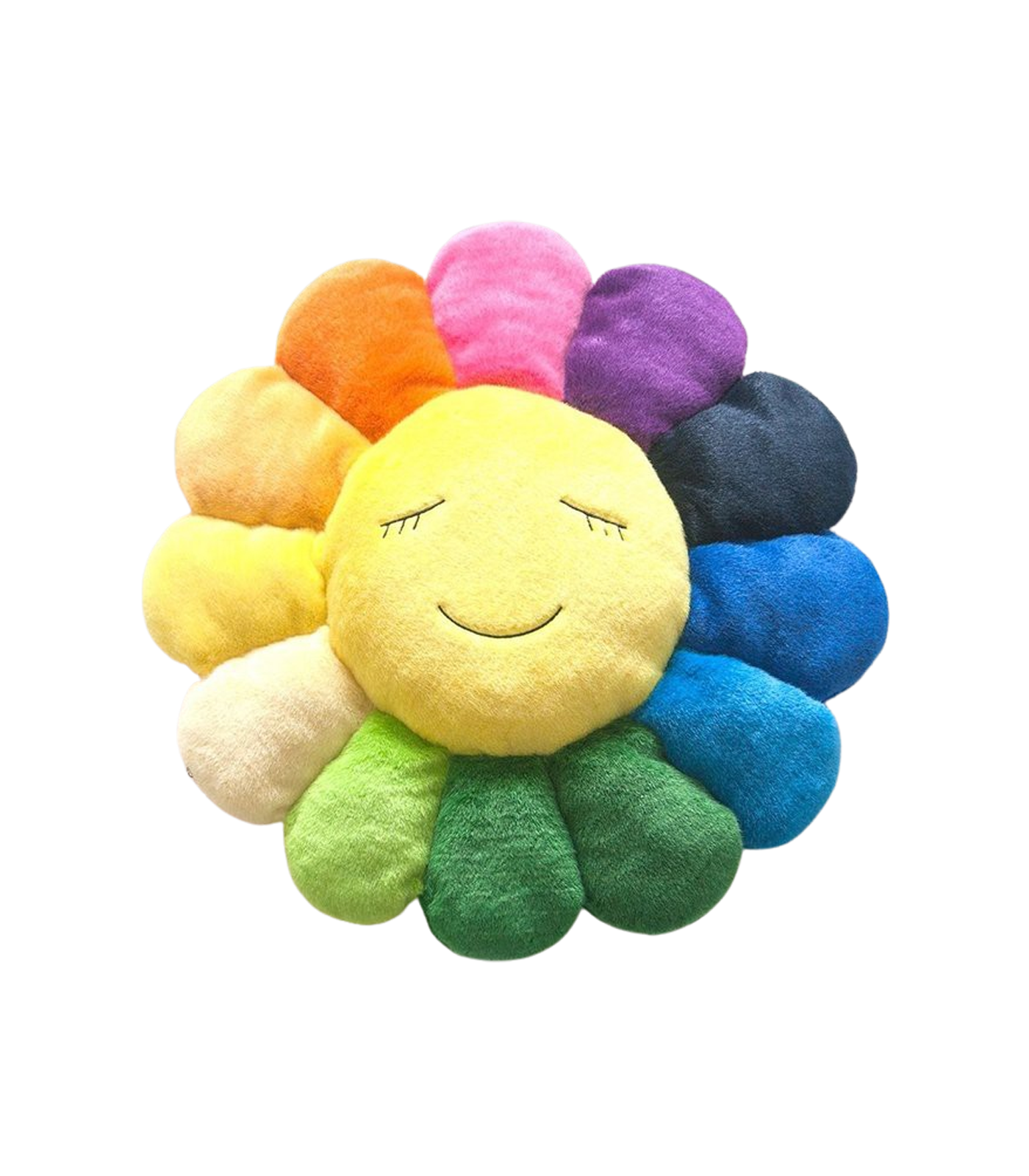 MURAKAMI FLOWER CUSHION 1.5M - RAINBOW