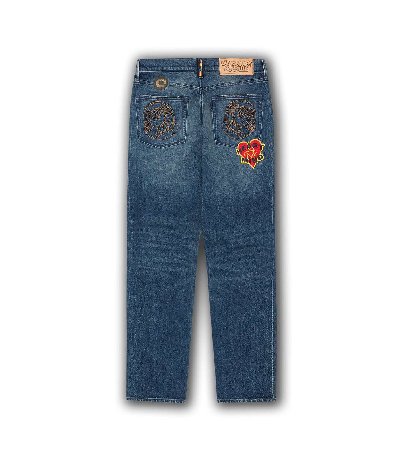 DENIM PANT - BLUE