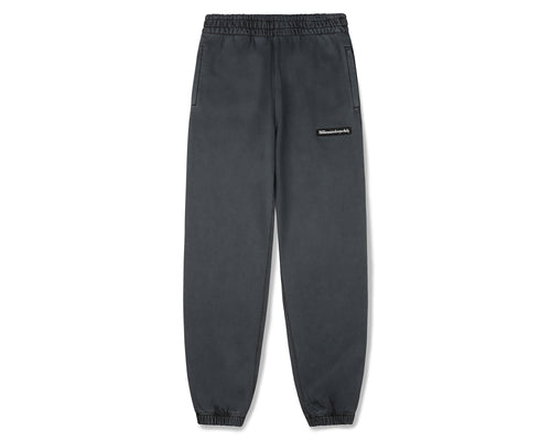 OVERDYED SWEATPANT - BLACK