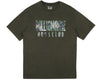 Billionaire Boys Club Fall '18 OVERDYE DIGI CAMO T-SHIRT - OLIVE
