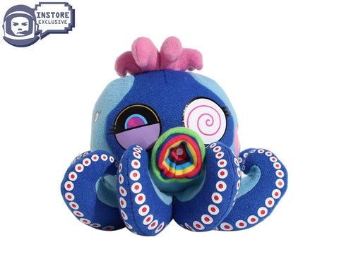 MURAKAMI MURAKAMI OCTOPUS: MR BOILED MINI - BLUE
