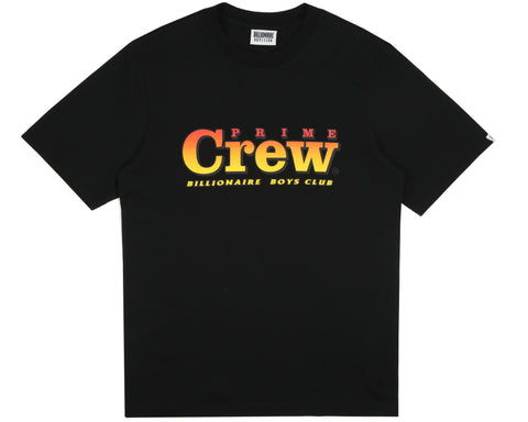 Billionaire Boys Club Pre-Spring '19 PRIME CREW T-SHIRT - BLACK