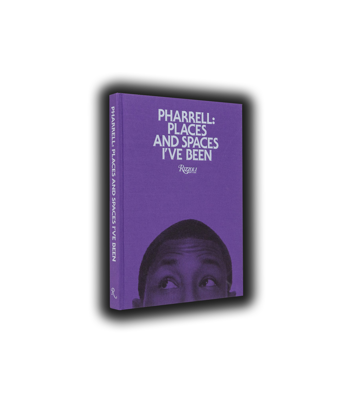 Pharrell: Places and Spaces I've Been Book - Purple