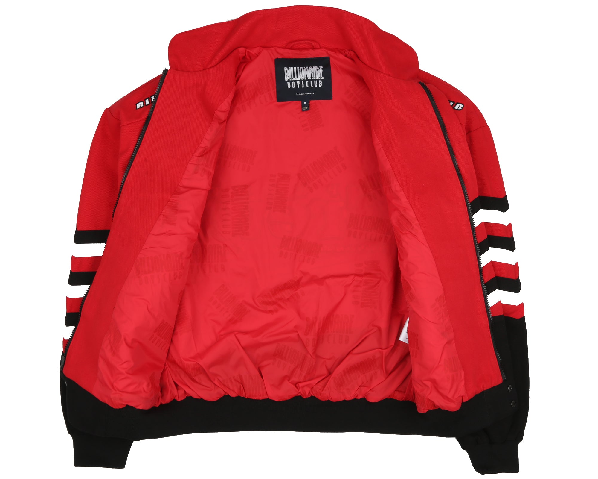 RACING TEAM JACKET - RED