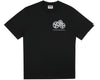 Billionaire Boys Club Pre-Spring '19 REFLECTIVE MANTRA PRINT T-SHIRT - BLACK