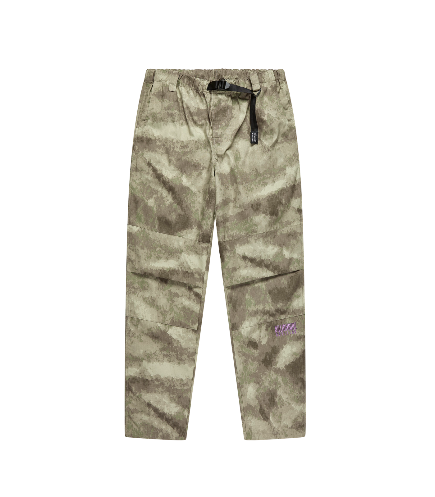 RIPSTOP COTTON CAMO BEACH PANT