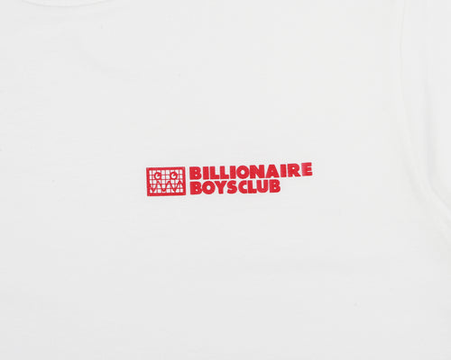 ROBOTIC LOGO S/S T-SHIRT - WHITE