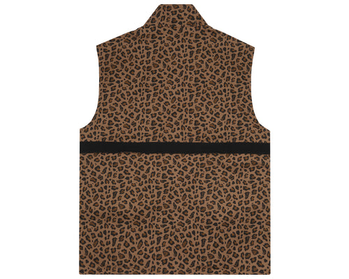 SAFARI VEST - BROWN