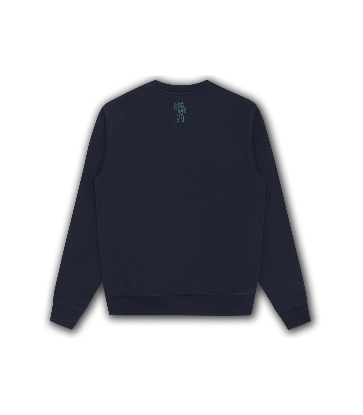 STRAIGHT LOGO CREWNECK - NAVY