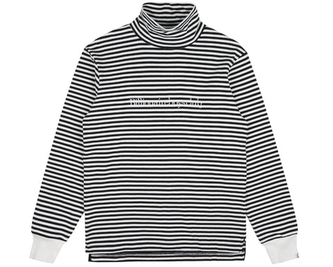Billionaire Boys Club Fall '18 STRIPED L/S T-SHIRT - WHITE