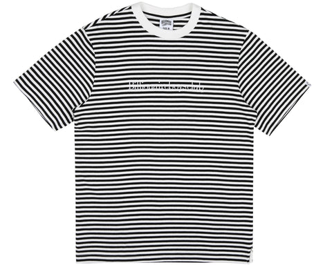 Billionaire Boys Club Fall '18 STRIPED T-SHIRT - WHITE