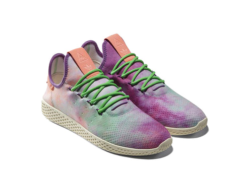 adidas by PHARRELL WILLIAMS HU HOLI POWDER DYE HU HOLI TENNIS HU PRIMEKNIT