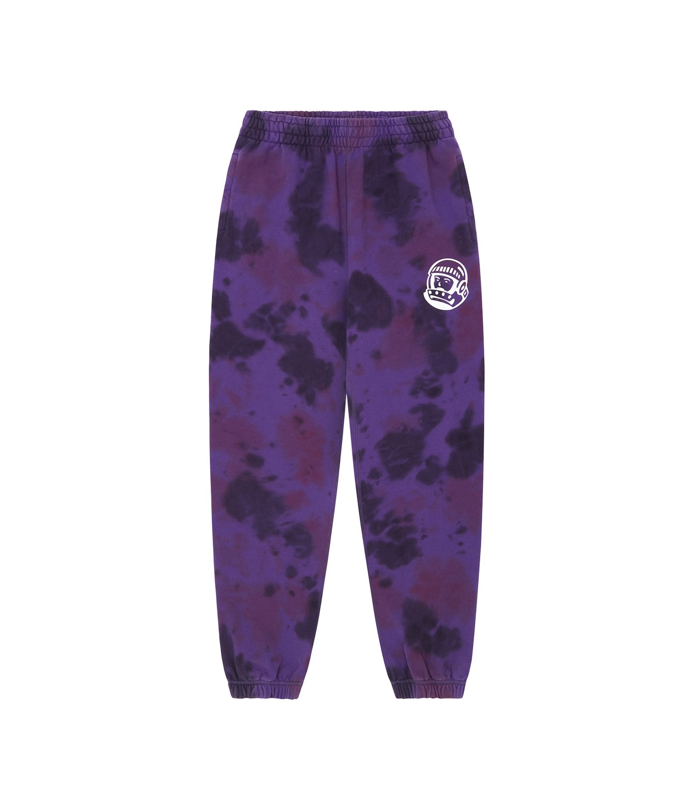 TIE DYE SWEATPANT - PURPLE