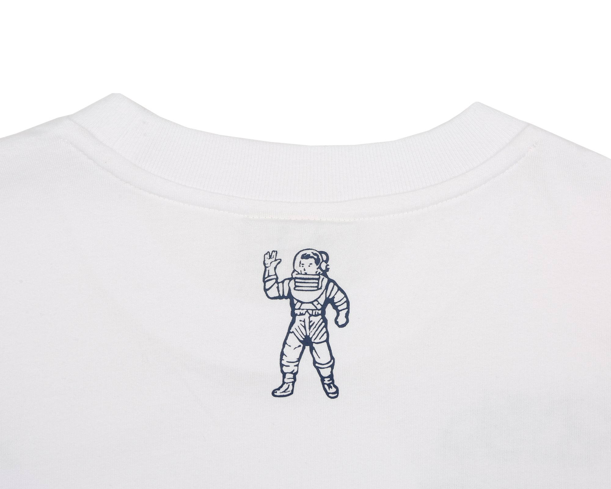 TRACK TEAM T-SHIRT - WHITE