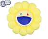 MURAKAMI MURAKAMI FLOWER CUSHION 60CM - YELLOW & WHITE