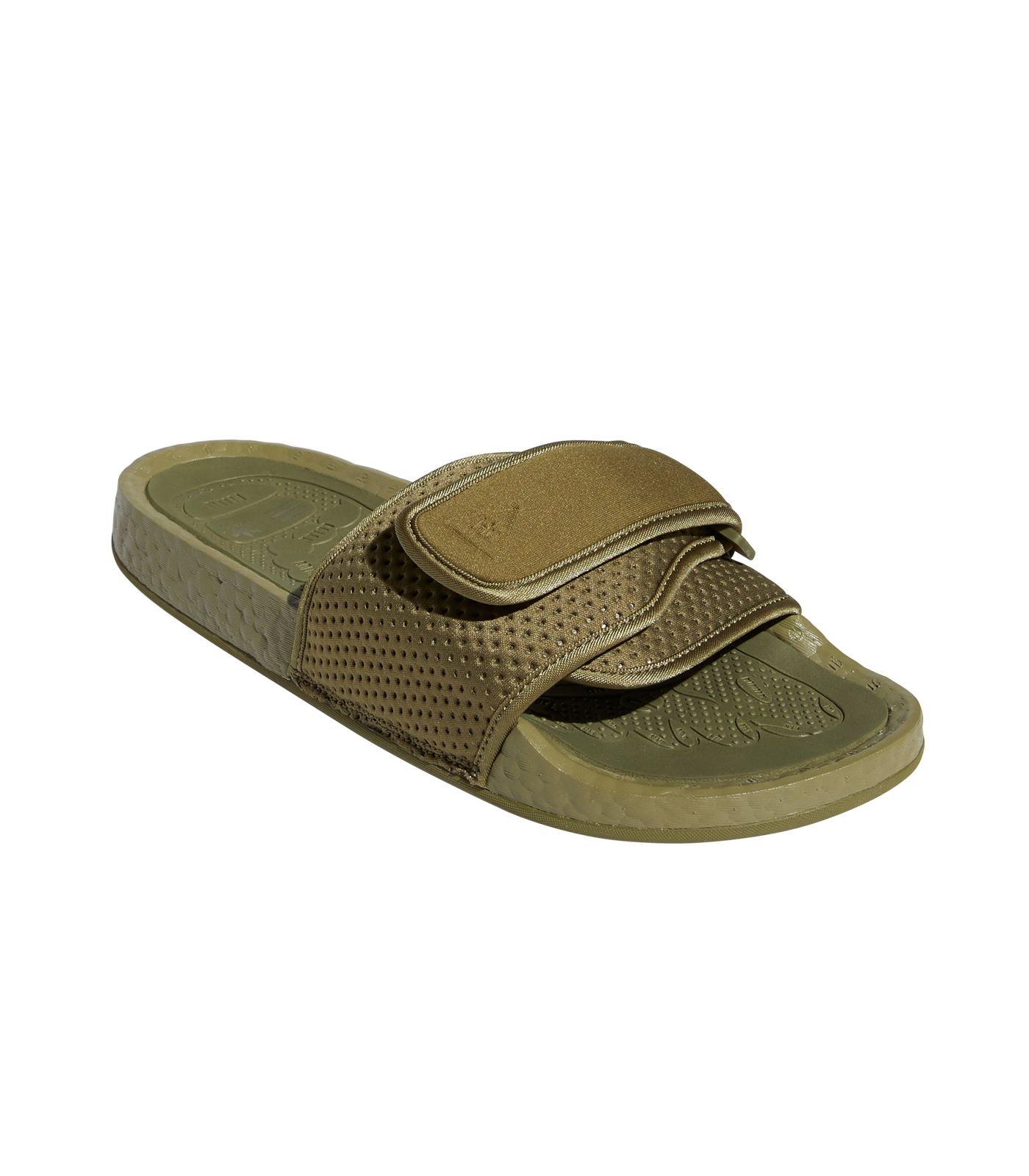 PW BOOST SLIDE - OLIVE