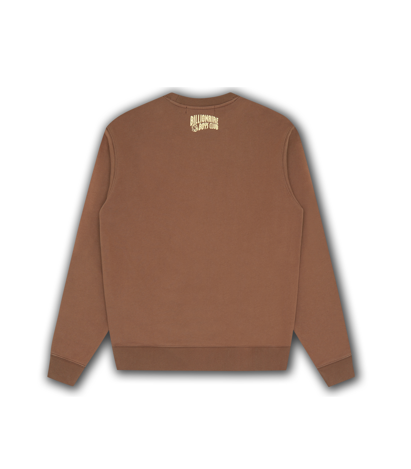 ASTRO EMBROIDERED CREWNECK - BROWN