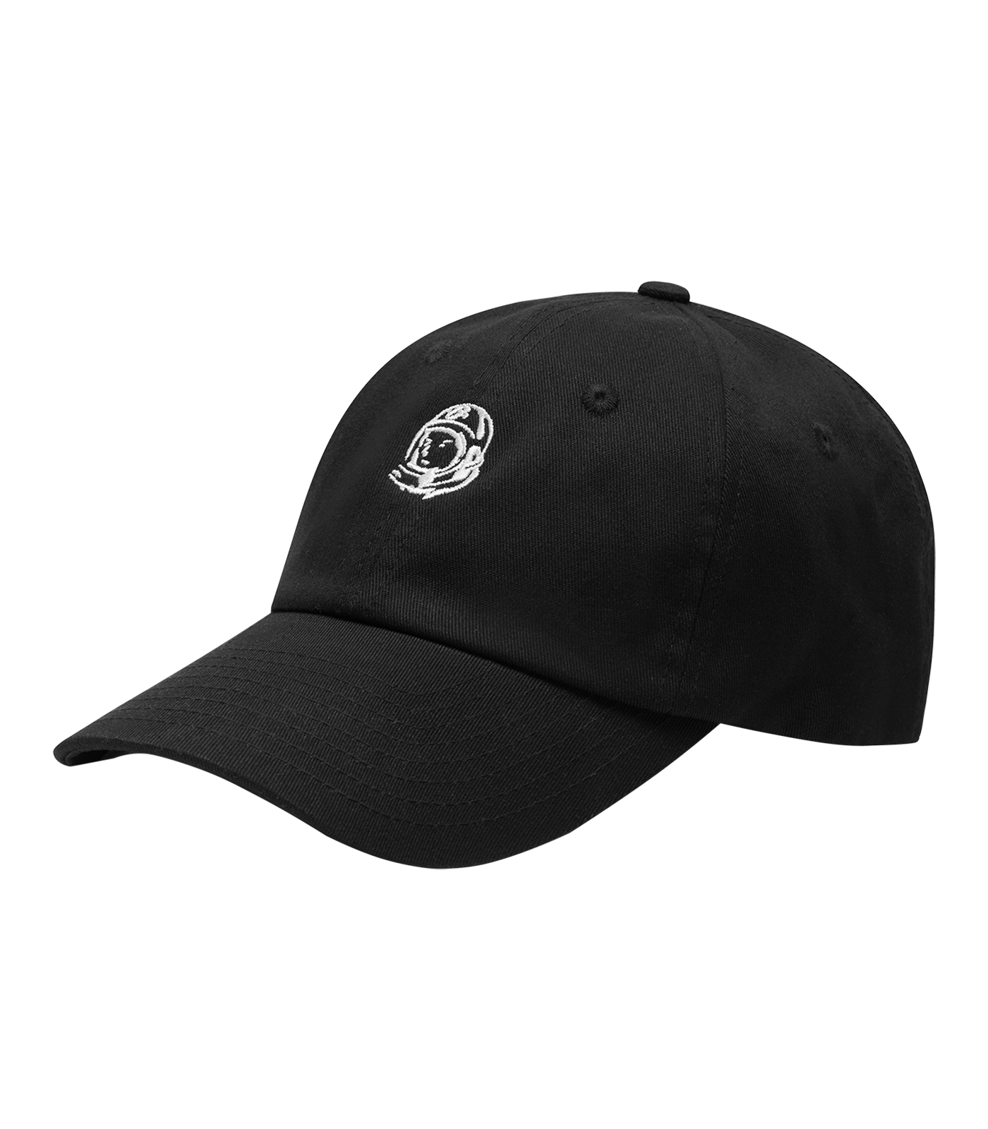 ASTRO EMBROIDERED CURVED VISOR CAP