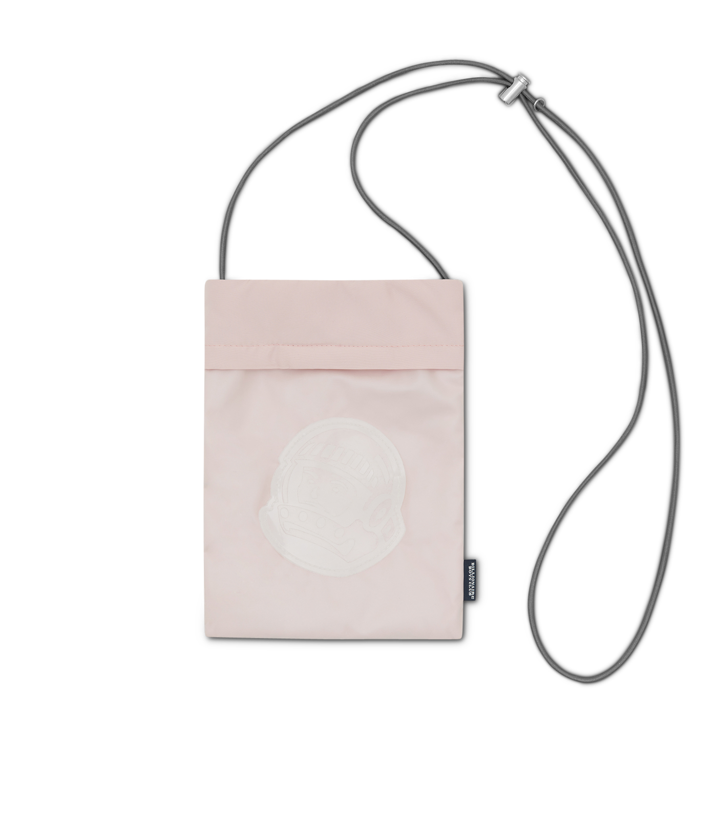 REFLECTIVE TAB POUCH - PINK