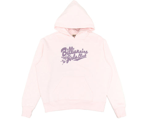 Billionaire Girls Club BGC Boyfriend Hoody - Pink