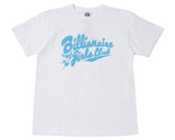 Billionaire Girls Club BGC SCRIPT CHASER T-SHIRT - WHITE