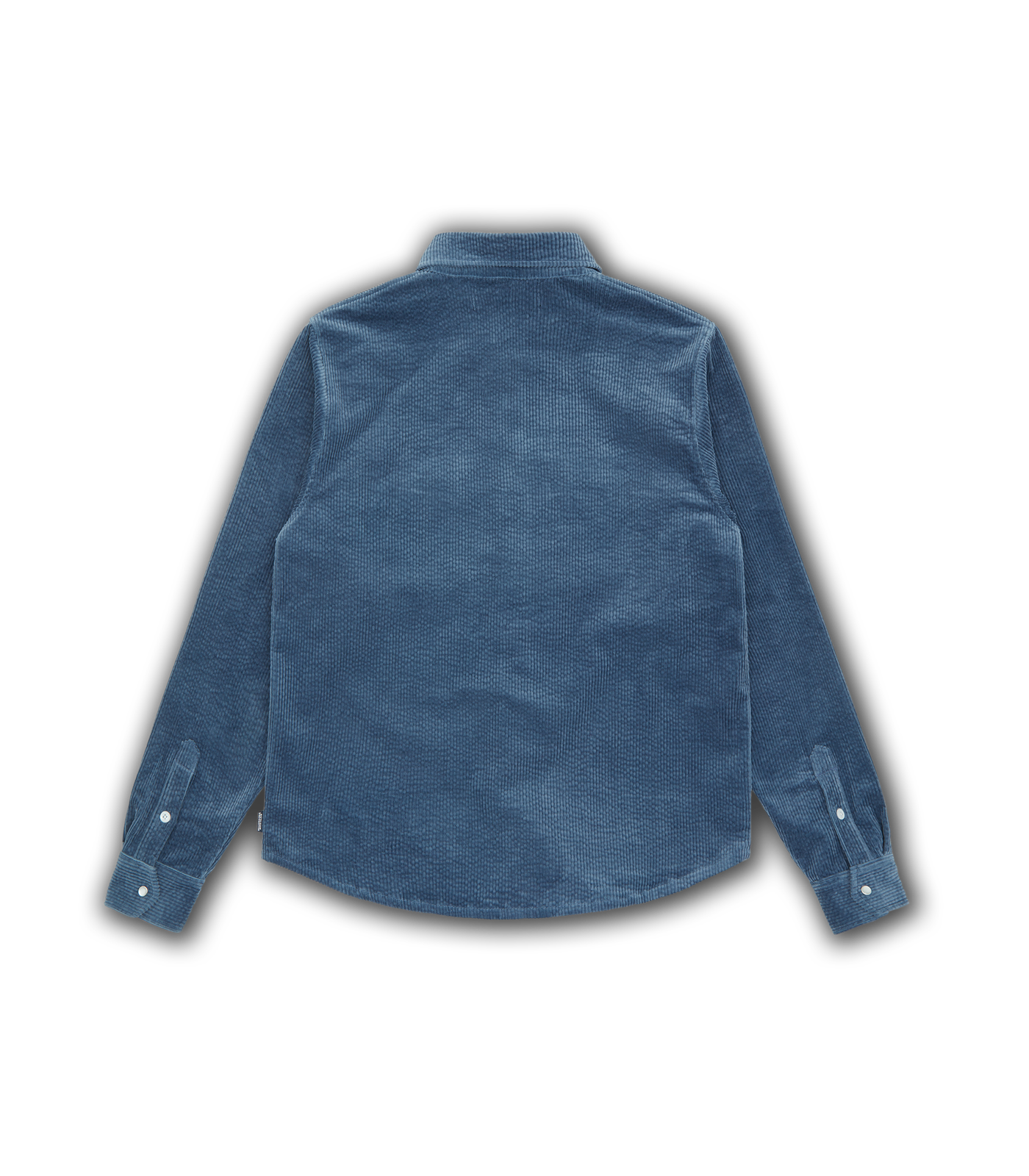 CORDUROY SHIRT - BLUE