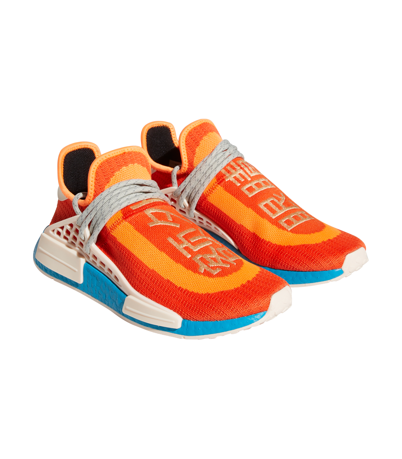 NMD Hu EXTRA EYE - ORANGE