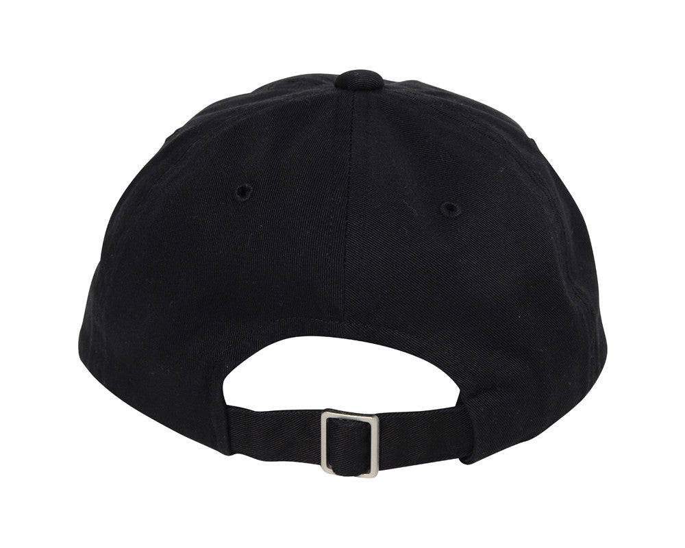 Billionaire Boys Club FLYING B STRAPBACK CAP - BLACK