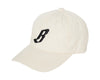 Billionaire Boys Club FLYING B STRAPBACK CAP - WHITE