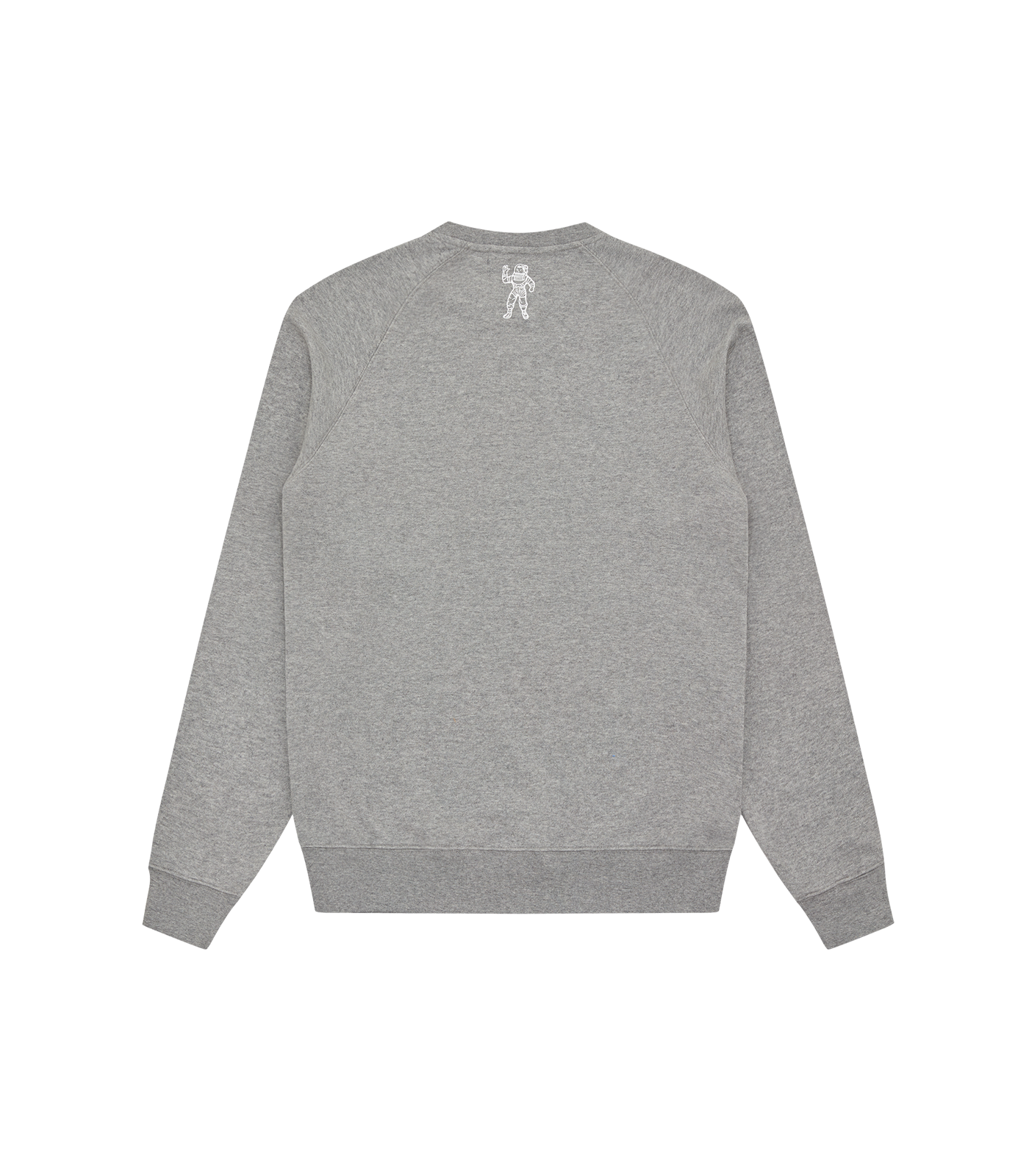 ARCH LOGO CREWNECK - HEATHER GREY