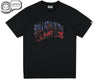 Billionaire Boys Club Spring '19 HORSEPOWER ARCH LOGO T-SHIRT - BLACK