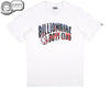 Billionaire Boys Club Spring '19 HORSEPOWER ARCH LOGO T-SHIRT - WHITE