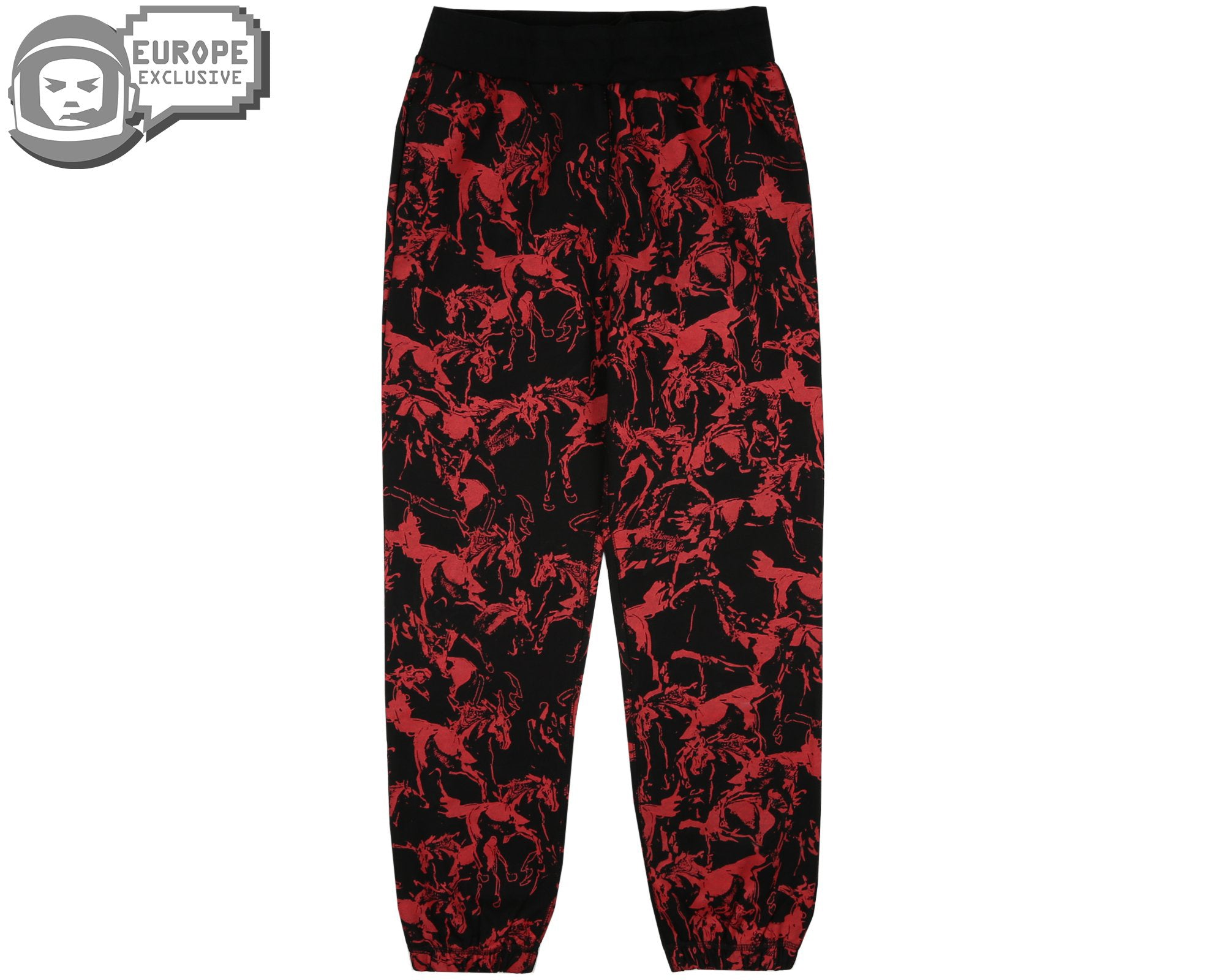 HORSEPOWER SWEATPANT - BLACK