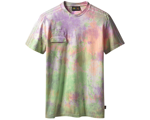 adidas by PHARRELL WILLIAMS HU HOLI POWDER DYE HU HOLI T-SHIRT
