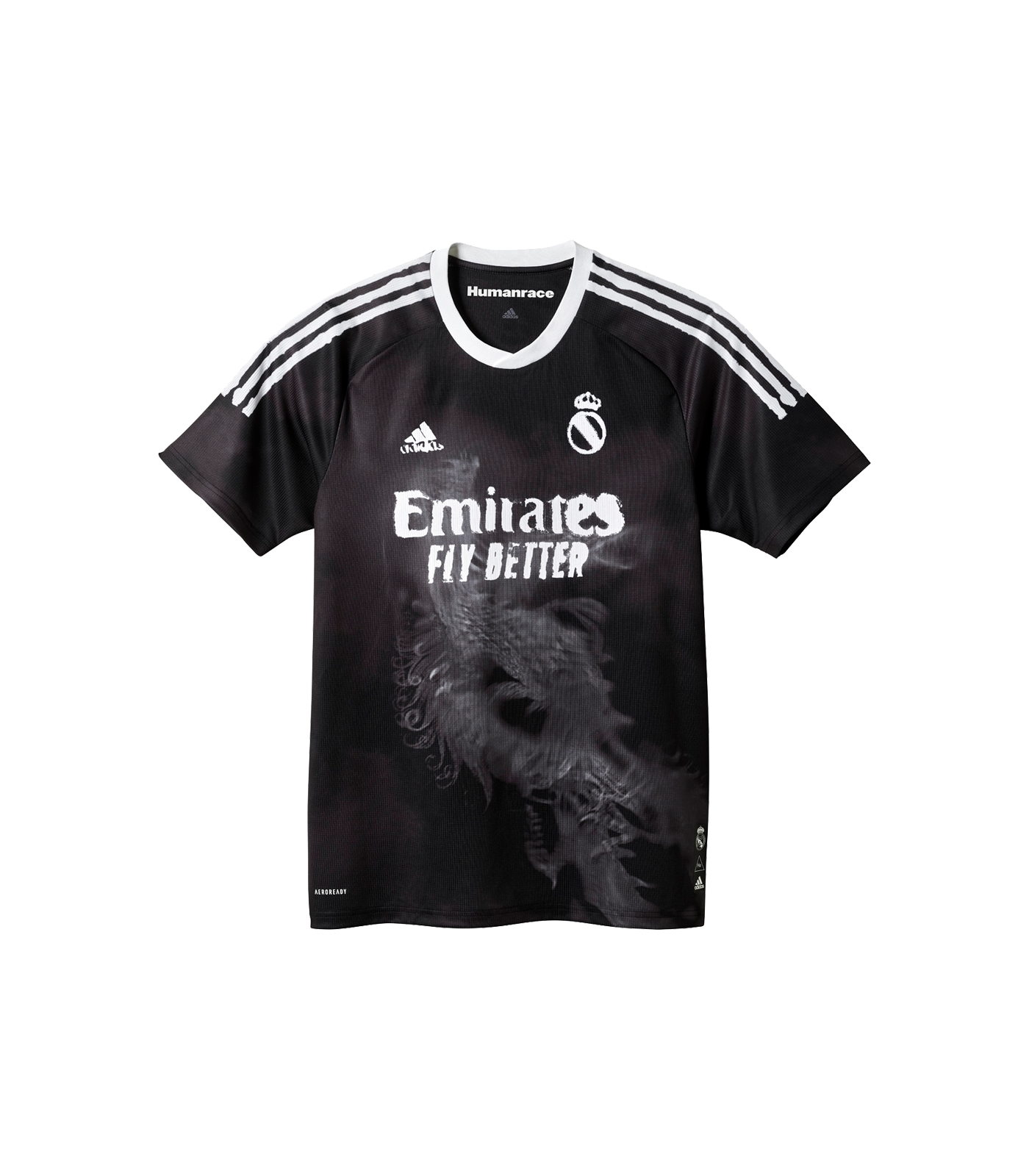 REAL MADRID HUFC JERSEY