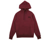 Billionaire Boys Club Fall '16 SMALL ARCH LOGO HOODY - BURGUNDY