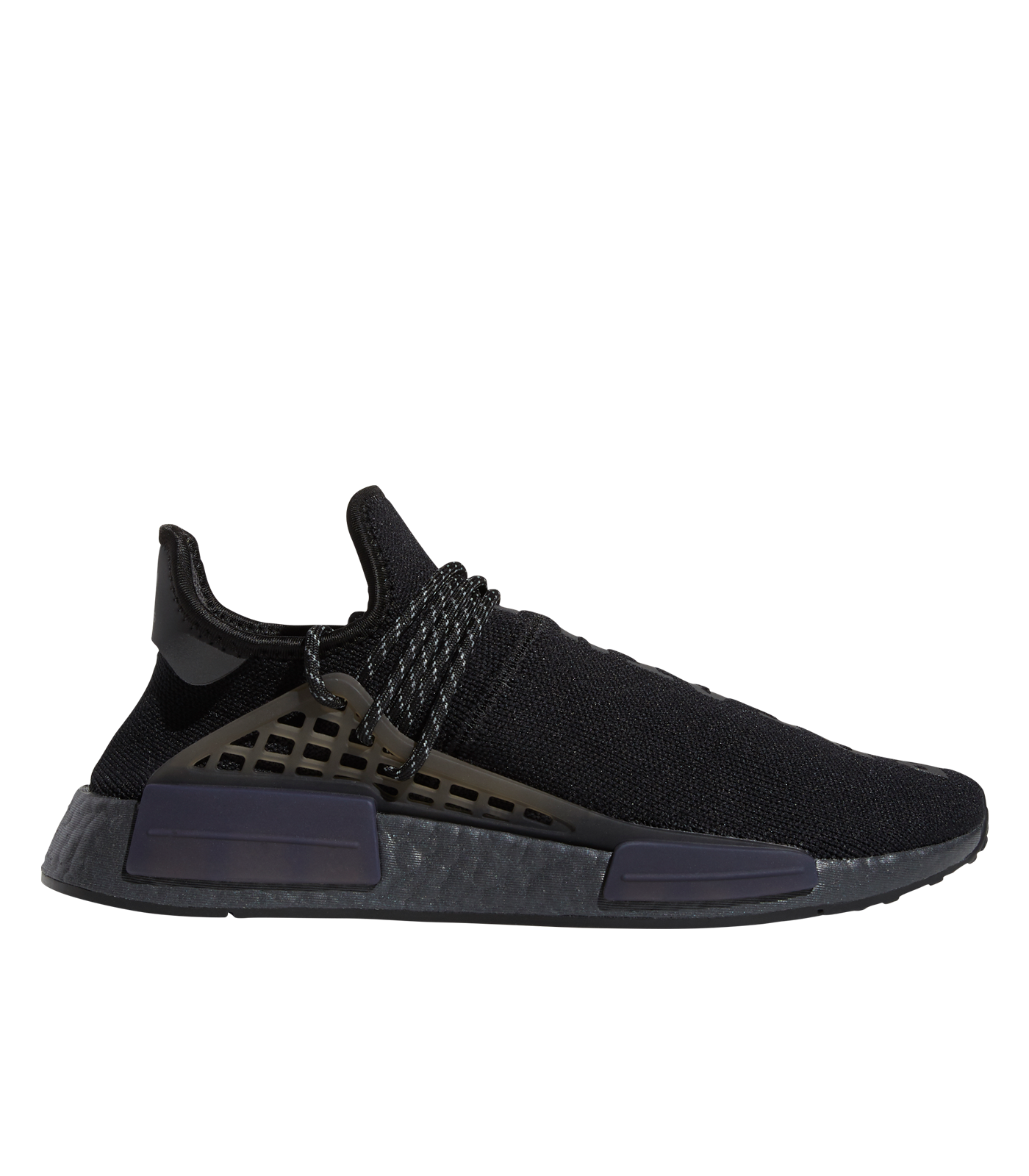 NMD Hu - TRIPLE BLACK