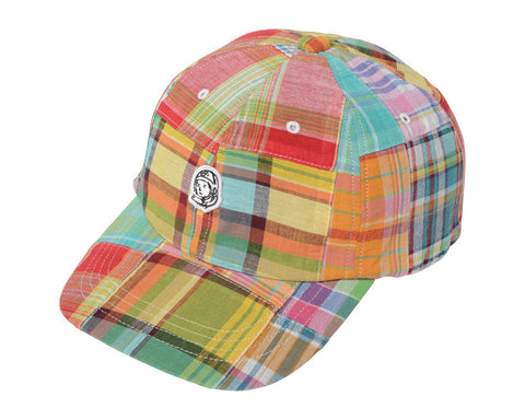 Billionaire Boys Club EU PATCHWORK STRAPBACK CAP - LIGHT MULTI
