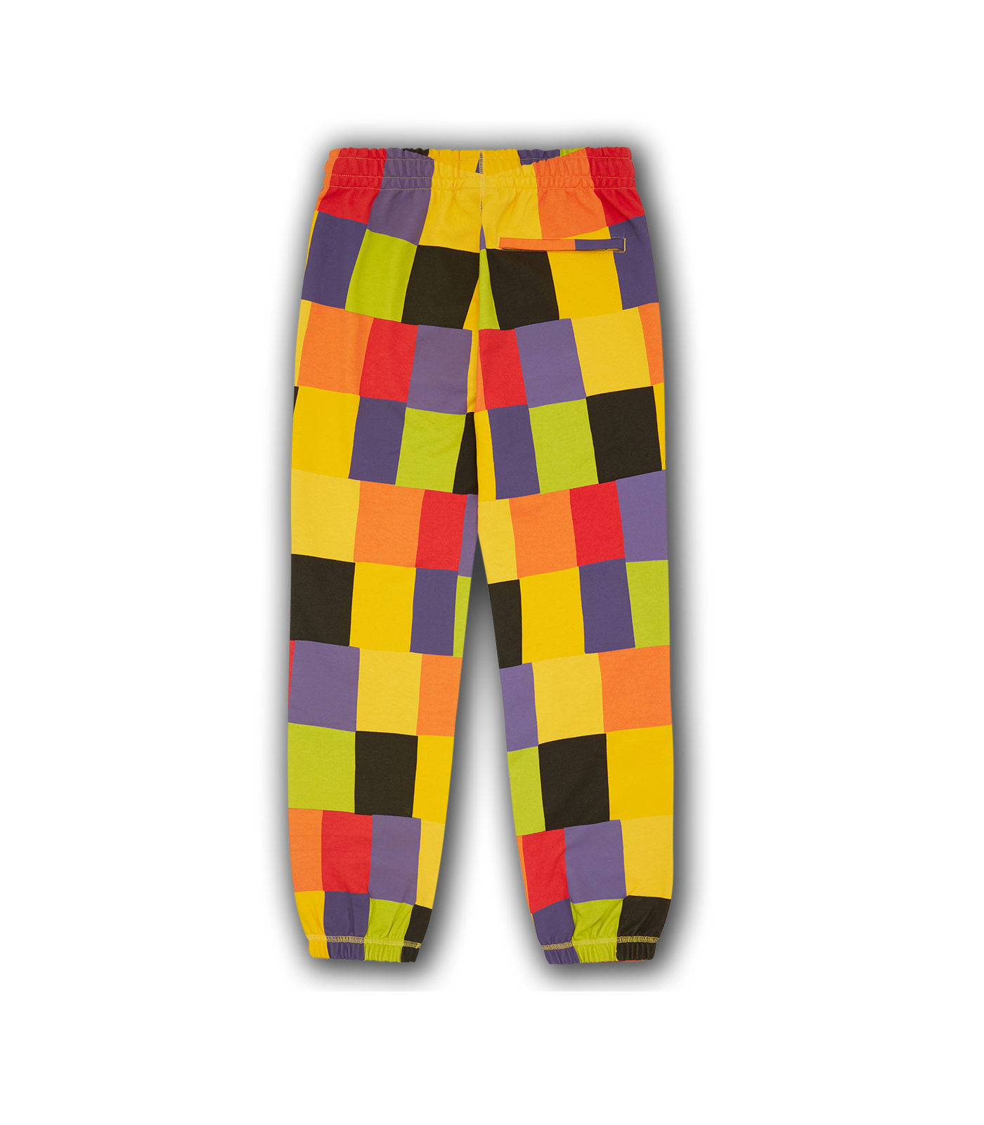 MULTICOLOUR PRINT SWEATPANTS