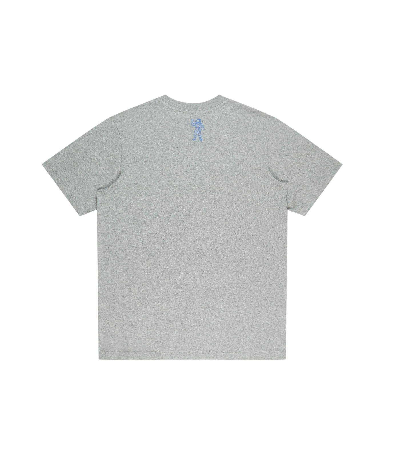 PUFF PRINT T-SHIRT - HEATHER GREY